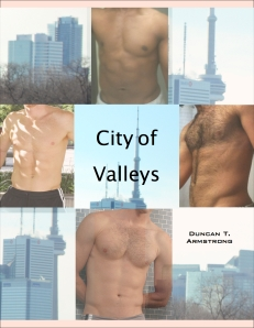 possible cover for  City of Valleys
