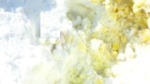 yummy yellow snow