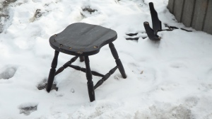 brokeback snow bank