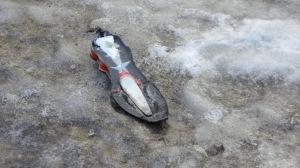 sole on ice 2