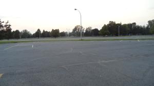 parking plot