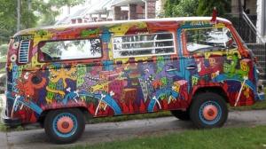 get into the van big boy