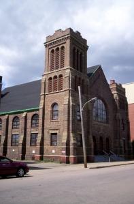 Cape Breton church