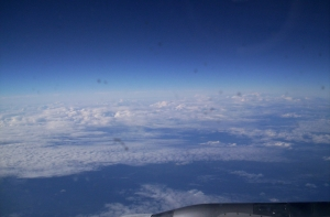 Capre Breton sky