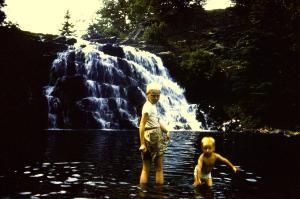 1959 Gillis Lake Falls 3