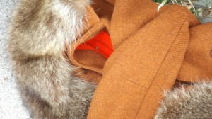 Fabric & fur